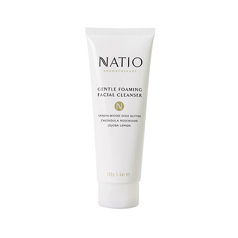 Natio - Gentle Foaming Facial Cleanser, 100g