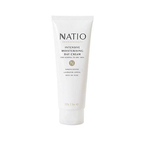 Natio - Intensive Moisturising Day Cream, 100g
