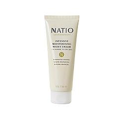 Natio - Intensive Moisturising Night Cream, 100g