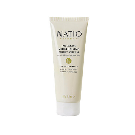 Natio - +Intensive+ moisturising night cream 100g