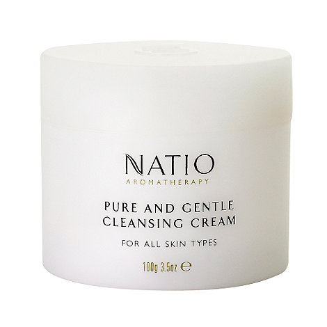 Natio - Pure & Gentle Cleansing Cream, 100g