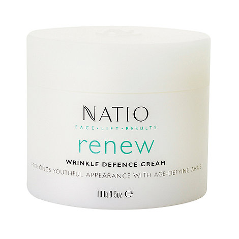 Natio - Wrinkle Defence Cream, 100g