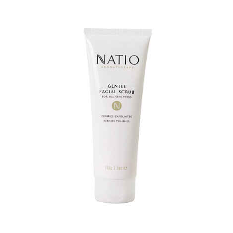 Natio - Gentle Face Scrub, 100g