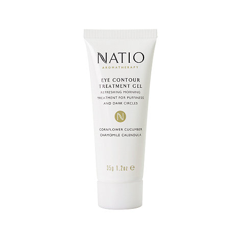 Natio - Eye Contour Treatment Gel, 35g