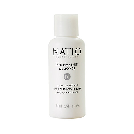 Natio - Eye Make-up Remover, 75ml