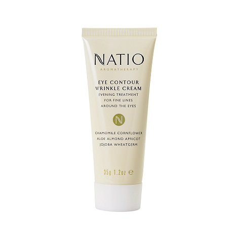 Natio - +Aromatherapy+ eye contour wrinkle cream 35g