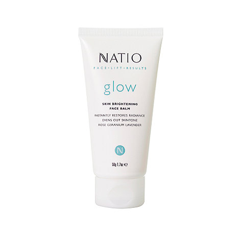 Natio - +Glow+ skin brightening face balm 50g