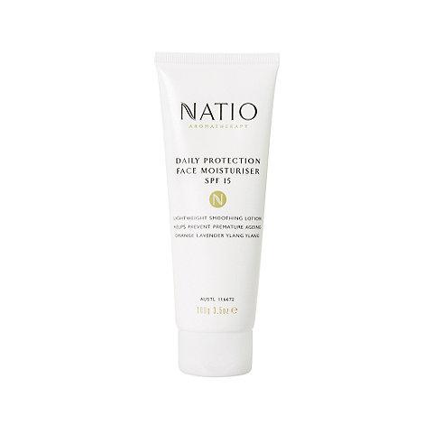Natio - +Aromatherapy+ SPF 15 face moisturiser 100g