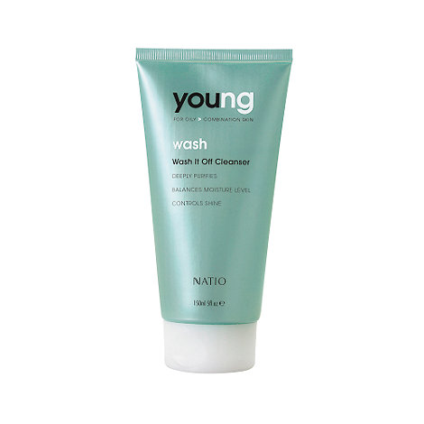 Natio - +Young+ wash it off cleanser 150ml