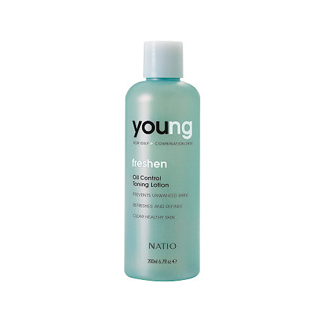 Natio - +Young+ freshen oil control toning lotion 200ml