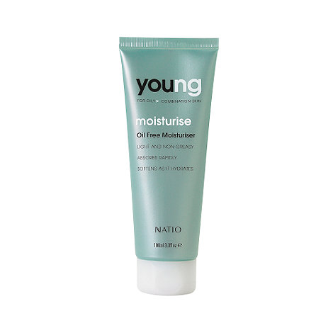 Natio - +Young+ moisturiser 100ml