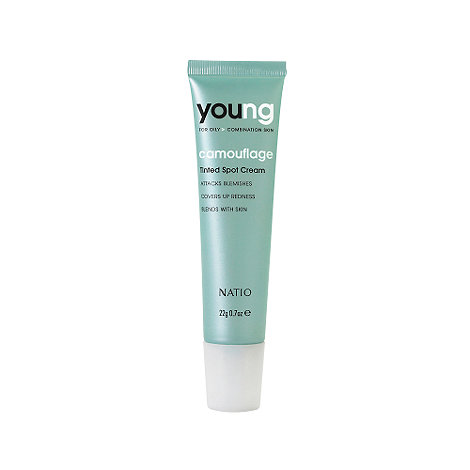 Natio - Young Tinted Spot Cream, 22g