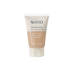 Natio - Natural Skin Sheer Foundation