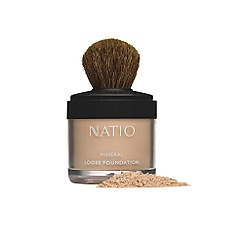 Natio - Mineral Loose Foundation in Desert Sand
