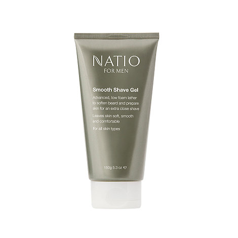 Natio - For Men Smooth Shaving Gel, 150g