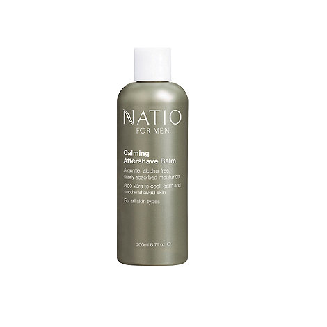 Natio - For Men Calming Aftershave Balm, 200ml