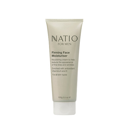Natio - For Men Firming Face Moisturiser, 100g