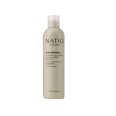 Natio - For Men Daily Shampoo 250ml
