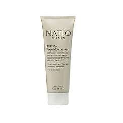 Natio - For Men 30+ Face Moisturiser, 100g