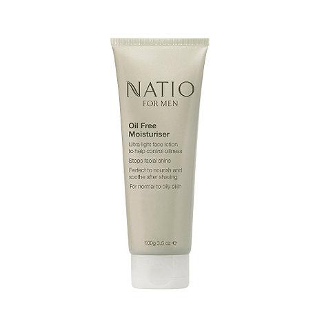 Natio - For Men Oil Free Moisturiser, 100g