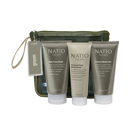 Natio - Groom gift set