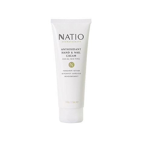 Natio - Antioxidant Hand & Nail Cream, 100g