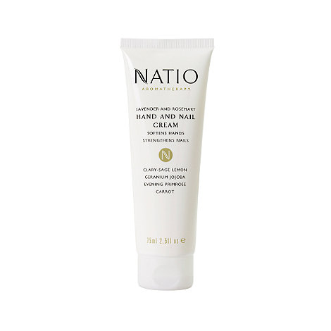 Natio - +Aromatherapy+ hand and nail cream 75ml
