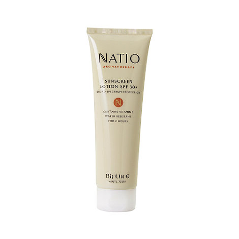 Natio - Sunscreen Lotion SPF 30+, 125g