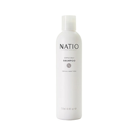 Natio - Gentle Daily Shampoo, 250ml