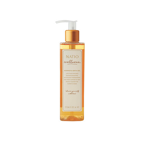 Natio - +Wellness+ shower and bath gel 275ml