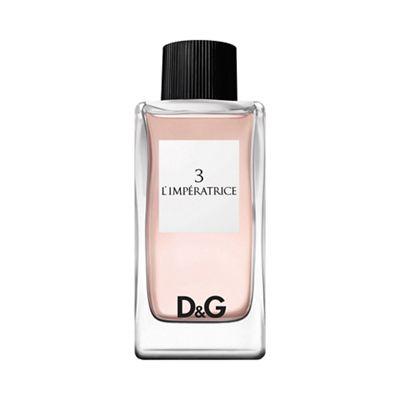 Dolce&Gabbana #3 L´Imperatrice 100ml Eau de Toilette