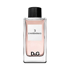 Dolce&Gabbana - #3 L'Imperatrice 100ml Eau De Toilette