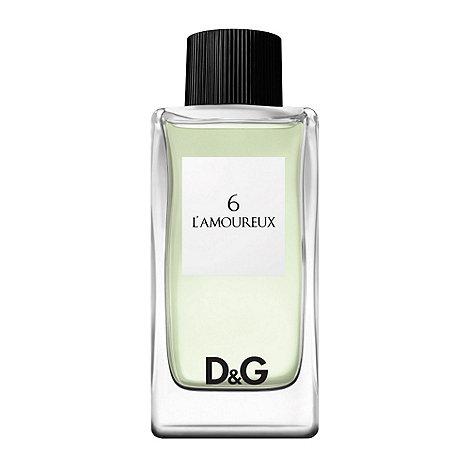 Dolce&Gabbana - #6 L+Amoureux 100ml Eau De Toilette