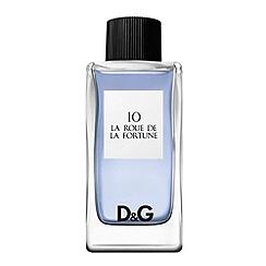 Dolce&Gabbana - #10 La Roue de la Fortune 100ml Eau de Toilette