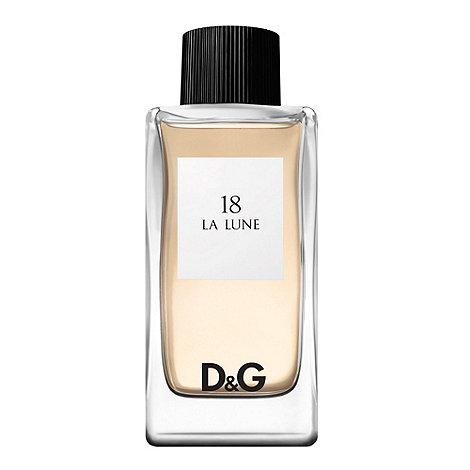 Dolce&Gabbana - #18 La Lune 100ml Eau De Toilette