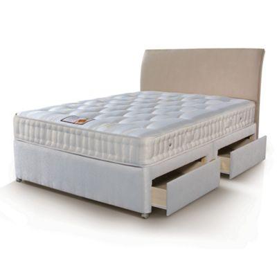 Backcare divan and mattress for Divan unwind