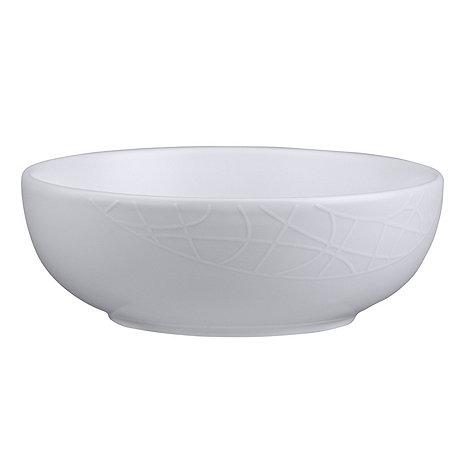 Jamie Oliver - White cereal bowl