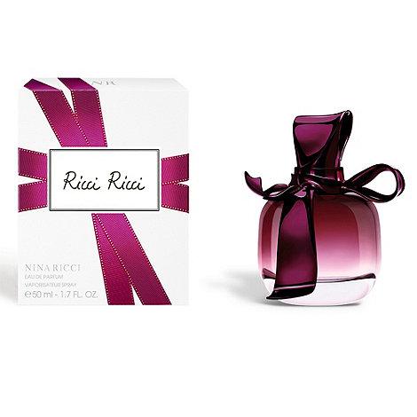 Nina Ricci - +Ricci Ricci+ eau de parfum