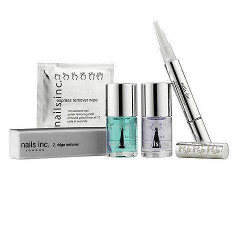 Nails Inc. - Treatment pack 3 - Weak peeling & bendy nails
