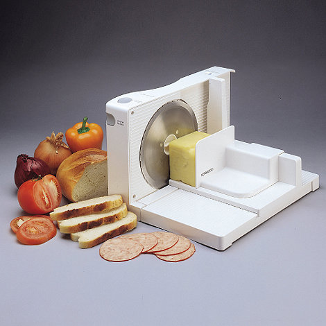Kenwood - White food slicer