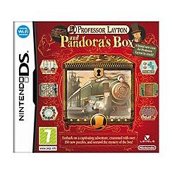 Nintendo DS - Nintendo DS professor Layton & Pandora's box