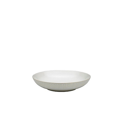Denby - Monsoon Lucille Gold pasta bowl