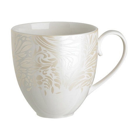 Denby - Monsoon Lucille Gold large mug