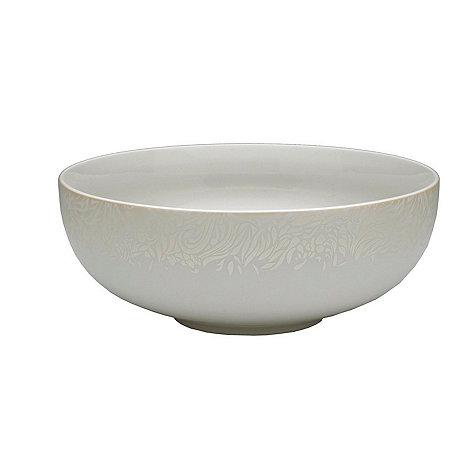 Denby - Monsoon Lucille Gold bowl