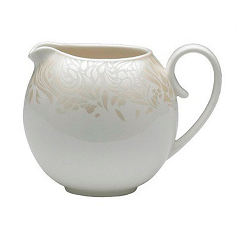 Denby - Cream glazed +Monsoon Lucille+ small jug