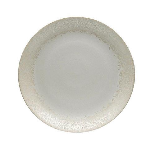 Denby - Monsoon Lucille Gold platter