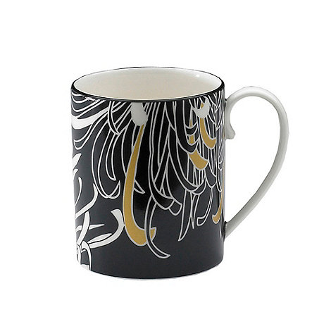 Denby - Monsoon Chrysanthemum mug
