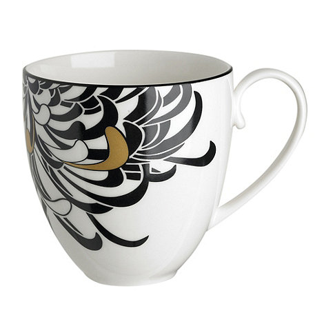 Denby - Monsoon Chrysanthemum large mug