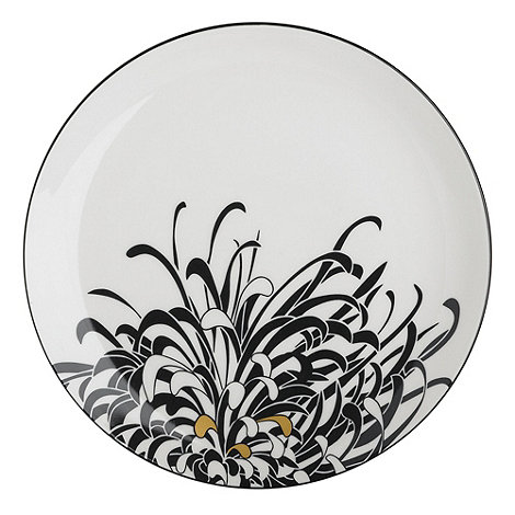 Denby - Monsoon Chrysanthemum salad plate