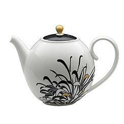 Denby - Monsoon Chrysanthemum teapot